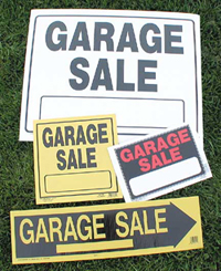 Monroe City Wide Garage Sale