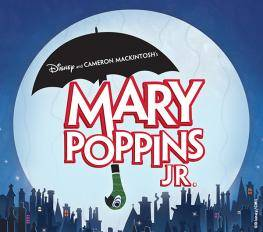 Marry Poppins Jr. Promotional Graphic